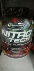 Nitro Tech Muscletech Protein Supplement