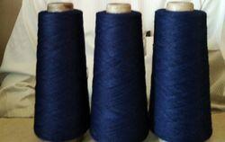 Indigo Blue Spun Yarn