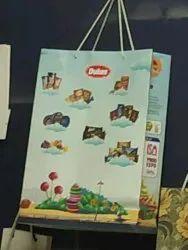 Printed Handle Bag