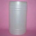 Cream HDPE Jar