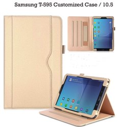 Manufacturer of Samsung Tablet Cover T-595 with Your Logo, TB-7504x Covers of Lenovo