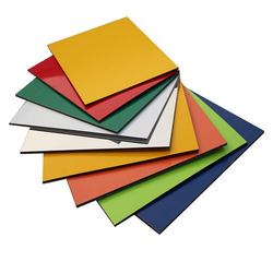 Multicolor ACP Sheet