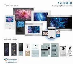 Multi Apartment Video Door Phone - SLINEX