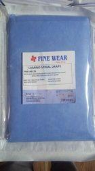 Disposable Lamino Spinal Drape