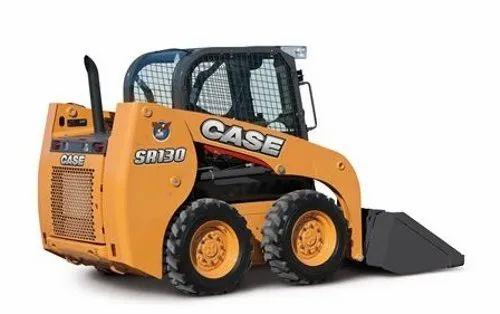CASE SR130 Skid Steer Loader, 2300 kg