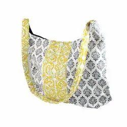 Yellow Designer Ladies Side Bag SB10017