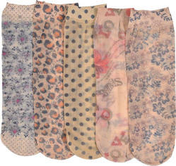 Stonic Cotton Designer Socks 80 Dozen