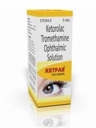 Ketorolac Tromethamine Eye Drop