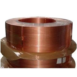 Round LWC Copper Coils for Air Condition