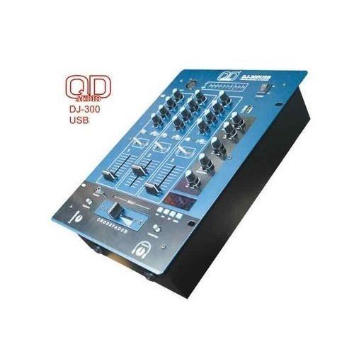 QD Audio Dj 300 Professional Dj Mixer, Panchi Sound System