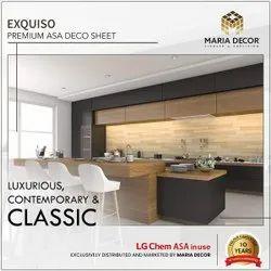 Exquiso Premium ASA Decor Sheets