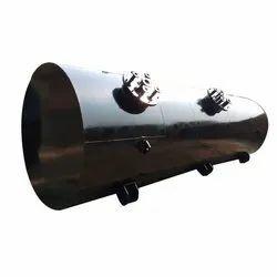 ASE Mild Steel Fuel Storage Tanks, For Petrol/Diesel