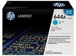 HP Q6461A 644A Cyan Toner Cartridge