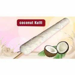 Coconut Kulfi Ice Cream, Packaging Type: Box