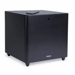 Polk Audio DSW PRO 660wi (Black) Powered Subwoofer With Remote, 400w, 12 Inch, Class 'D'