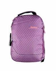 Purple Colour Collage Bag