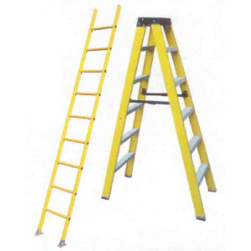 A Type Ladders A Type Frp Ladder Manufacturer From Mumbai