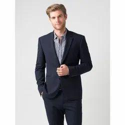 Plain Collar Neck Men Formal Uniforms