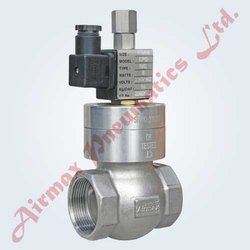 2/2 Way Globe Type Solenoid Valve