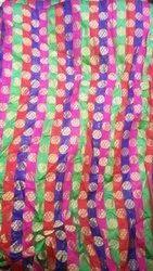 Silk Jacqard Fabric
