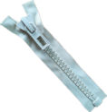 No.30 Plastic Zippers