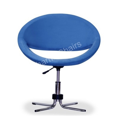 Charmi Round Blue Lounge Chair Rs 3500 Unit Charmi Enterprises Id 20133911497