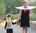 Headwear Umbrella Hat for Teenagers