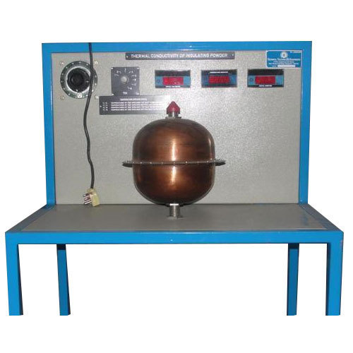 Thermal Conductivity Apparatus For Laboratory Rs 35000 Piece Id 17115339455