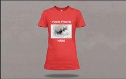 T Shirt With Custom Logo