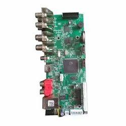 4 Audio Inputs DVR Card