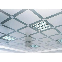 Metallic False Ceiling
