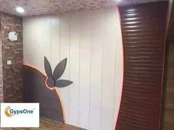 Multicolor PVC Wall Panel, Shape: Rectangle