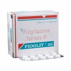 Pioglit 30 Tablet, Treatment: Diabetes