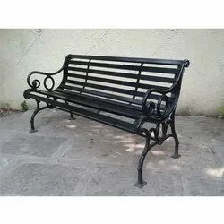 Cast Iron Park Bench