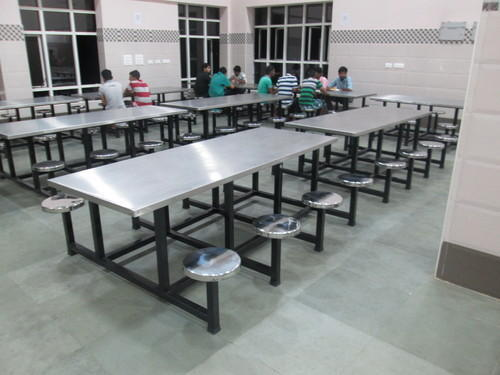 Silver Sharon Industrial Canteen Table Rs 19000 Unit