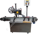 Automatic Top Side Labeling Machine