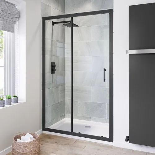 Sliding Glass Shower Enclosure At Rs, Shower Stall With Sliding Glass Doors
