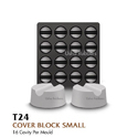 T24 Small Cover Block Mould