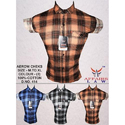 Mens Fancy Check Shirt