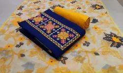For Dress Cotton Fabric Suit