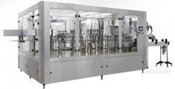 Industrial Packaged Drinking Water Filling Machine