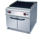 Gas Electric Operated Lava Grill