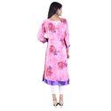 Lavanya Floral Printed Designer Long Kurti