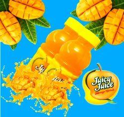 Juicy Juice Mango Juice Apple Juice And Clear Cut Soft Drinks