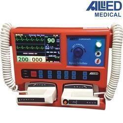 Allied Biphasic Defibrillator Monitor