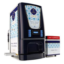 Fresh Milk Tea Vending Machine Taj Mahal