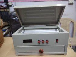 Semi Automatic Polymer Rubber Stamp Making Machine 220