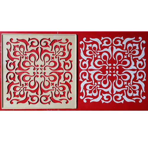 Simple Rangoli Design