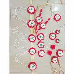 Artificial Flower Jewelry