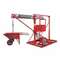 Building Material Lifting Machine